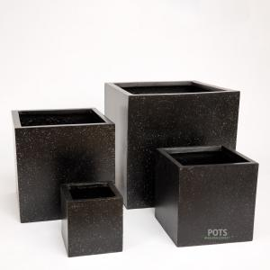 Lightweight-Terrazzo-Cube-Group-Black-LW-TZ08MS-Small-WM
