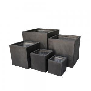 StoneLite-Cube-81018-Pot-Charcoal-1