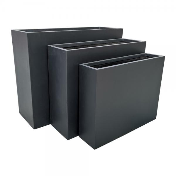 StoneLite-Divider-Trough-81101-Pot-Charcoal
