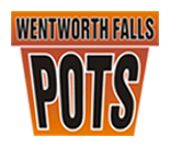Wentworth Falls Pots — Pots, Planters, Statues, Water Features near Sydney