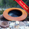Line 1 – GRC – XL Bowl – Rust – GR