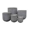 Line 1 – Stonelite – Bung Planter – Concrete (2) – 81050