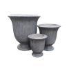 Line 1 – Stonelite – Provence Urn – Concrete (2) – 81033