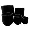 Line 2.4 – Stonelite – Bung Planter – Nightsky – 81050