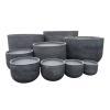 Line 1 – Stonelite – Tub Planter – Concrete (4) – 81208
