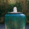 4042AQ-Premium-Glaze-Dimple-Jar-Aqua-fountain-display-2.jpg